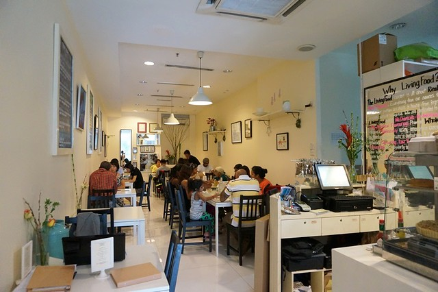 living food bistro and cafe - REVIEW - delicious healthy food in KL-001