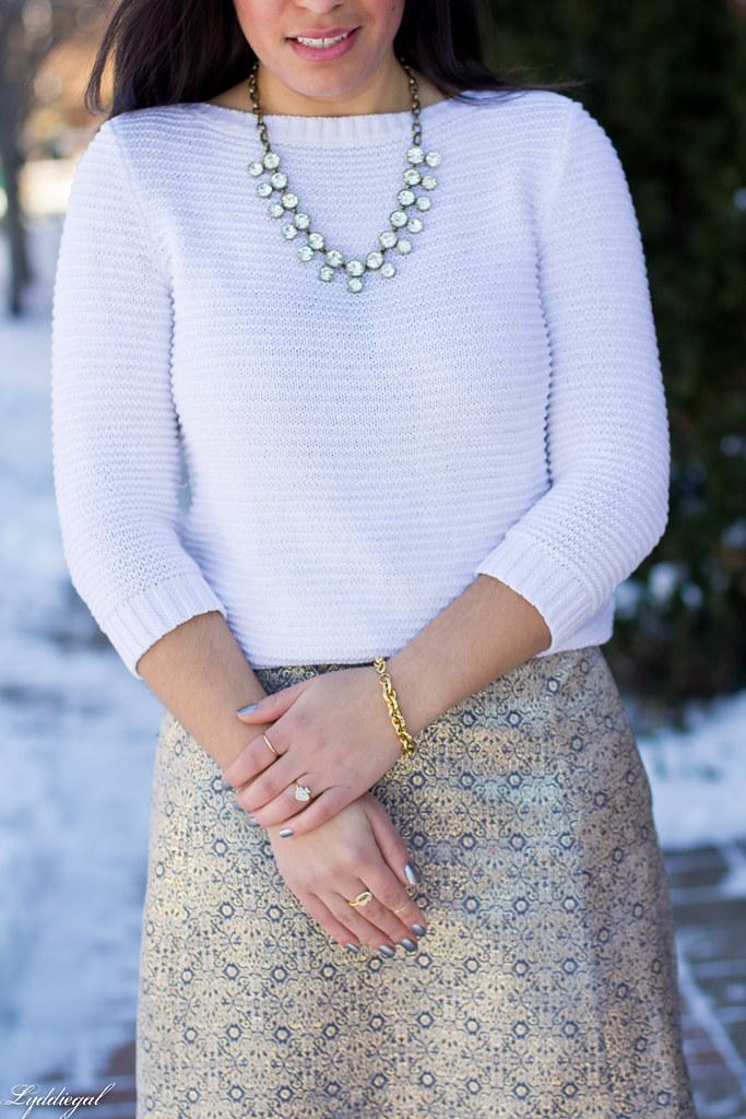 white sweater - metallic skirt-4.jpg