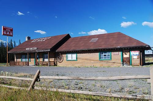 83 Mile House, Cariboo Highway 97, Cariboo, British Columbia, Canada