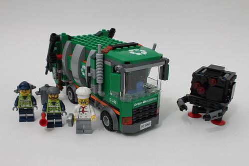 The LEGO Movie Trash Chomper (70805)