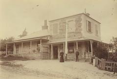 Post Office & Telegraph Station, circa 1890s