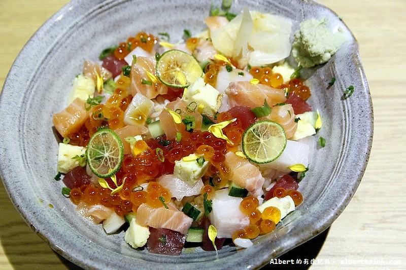台北大同.若獅子和食:散壽司