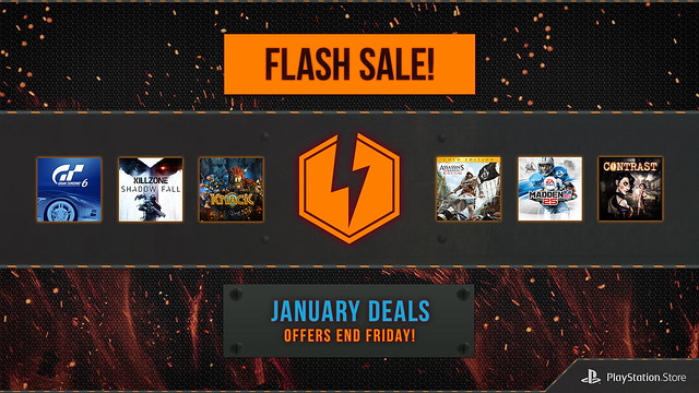January Flash Sale