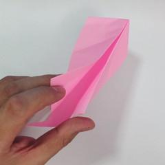 สอนการพับกระดาษเป็นลูกสุนัขชเนาเซอร์ (Origami Schnauzer Puppy) 019