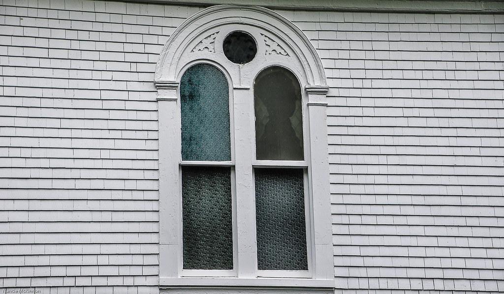 1917 Halifax Explosion Window