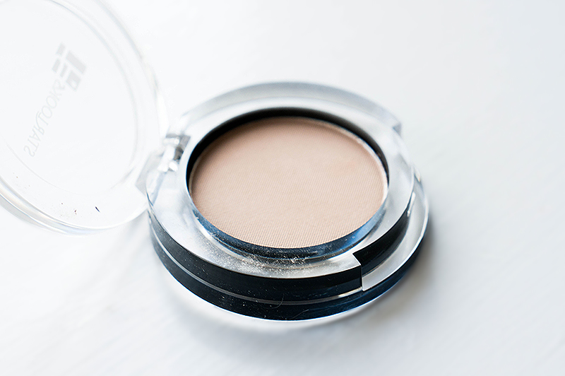 Wantable Makeup Box: Starlooks Single Shadow Compact in Matte Sand | www.latenightnonsense.com
