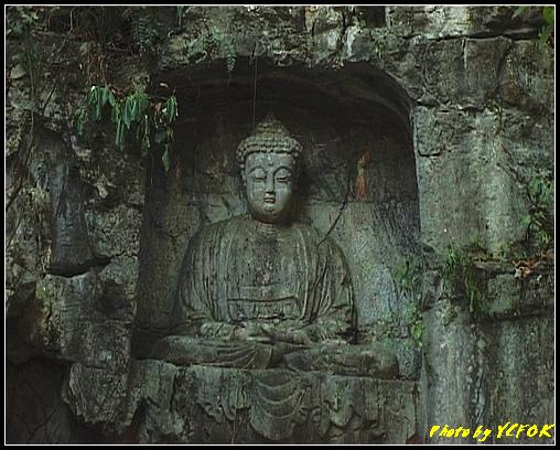 杭州 飛來峰景區 - 022 (飛來峰石雕佛像)