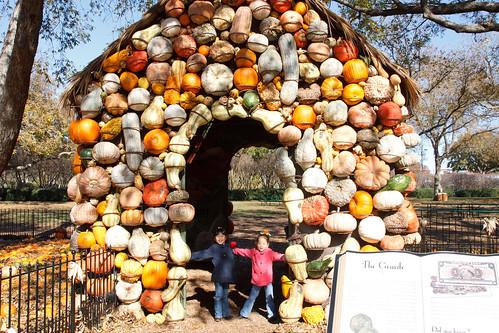 Pumpkin Village 2013