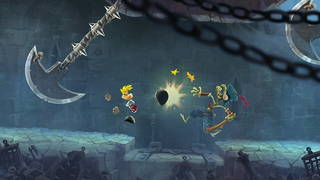 Rayman Legends on PS4: Your Questions Answered – PlayStation