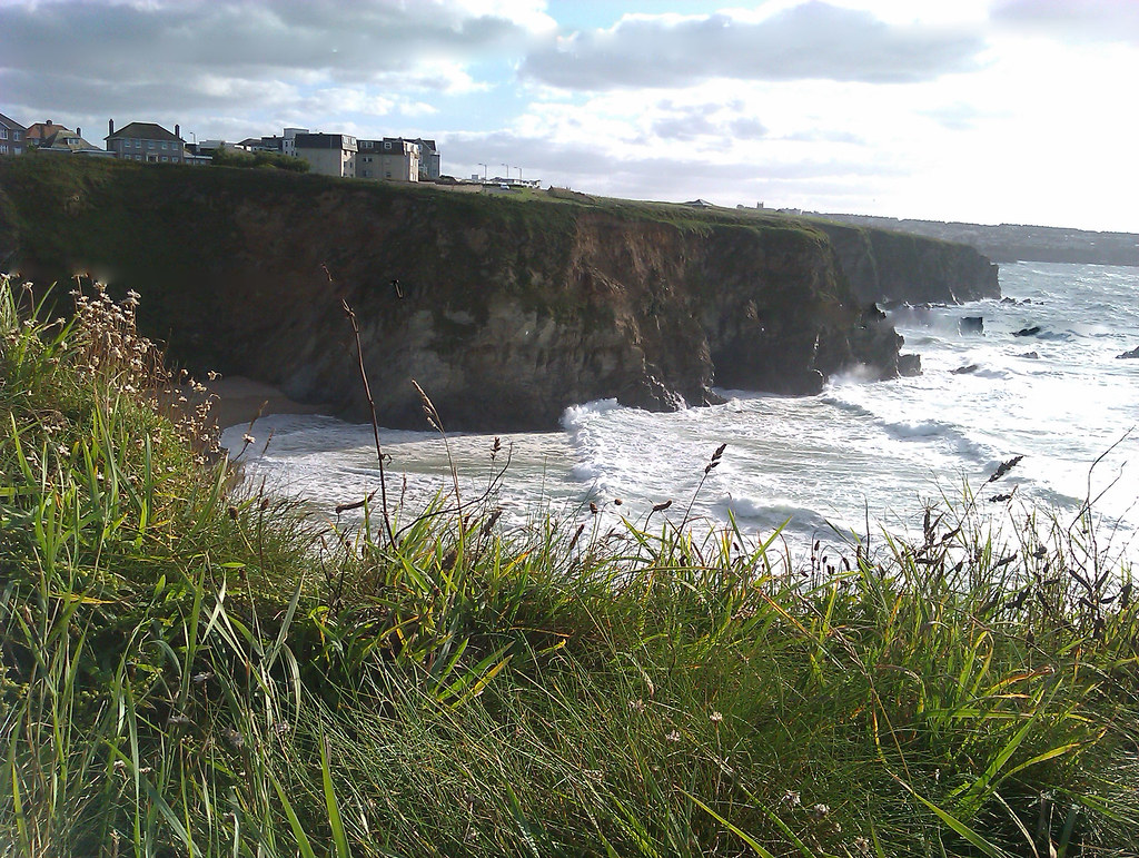 Newquay, Beach