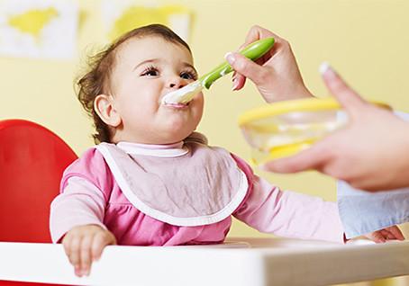 alergi makanan pada bayi