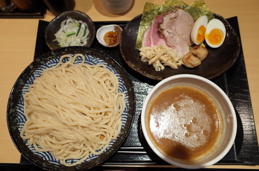 龜有 道 (つけ麺道)