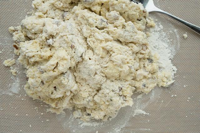 dough on silpat