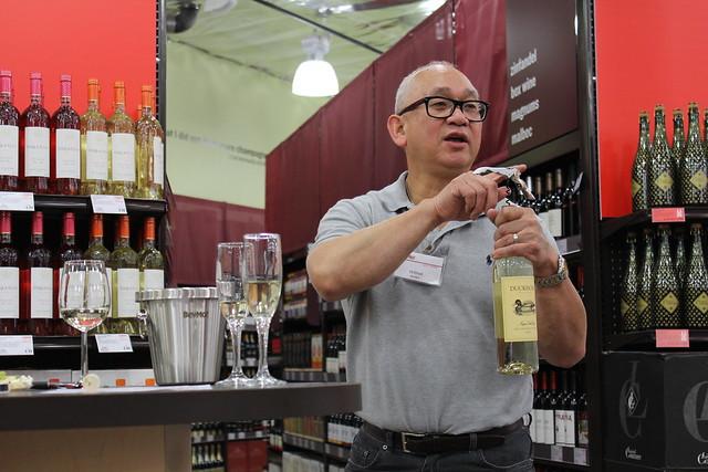 BevMo Wine Tasting Riverside