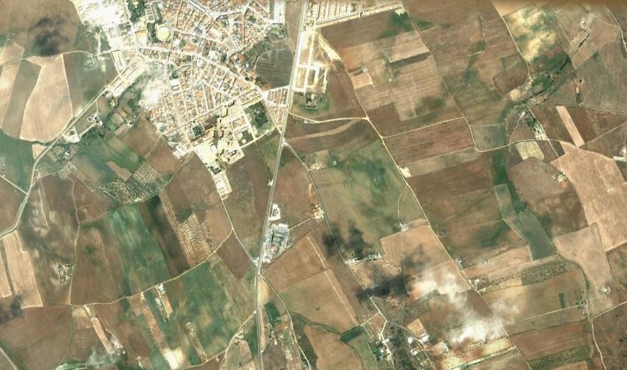olivenza, badajoz, ¿portugal?, antes, urbanismo, planeamiento, urbano, desastre, urbanístico, construcción