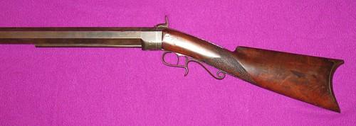 20 Pound Percussion Long Range Target Rifle