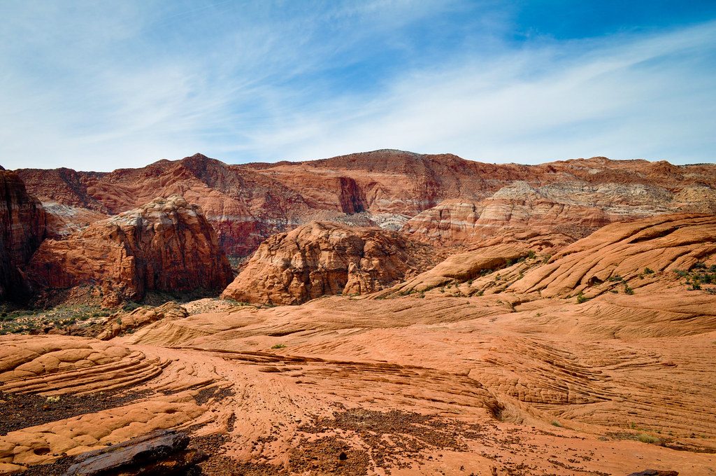 Snow Canyon Park, UT