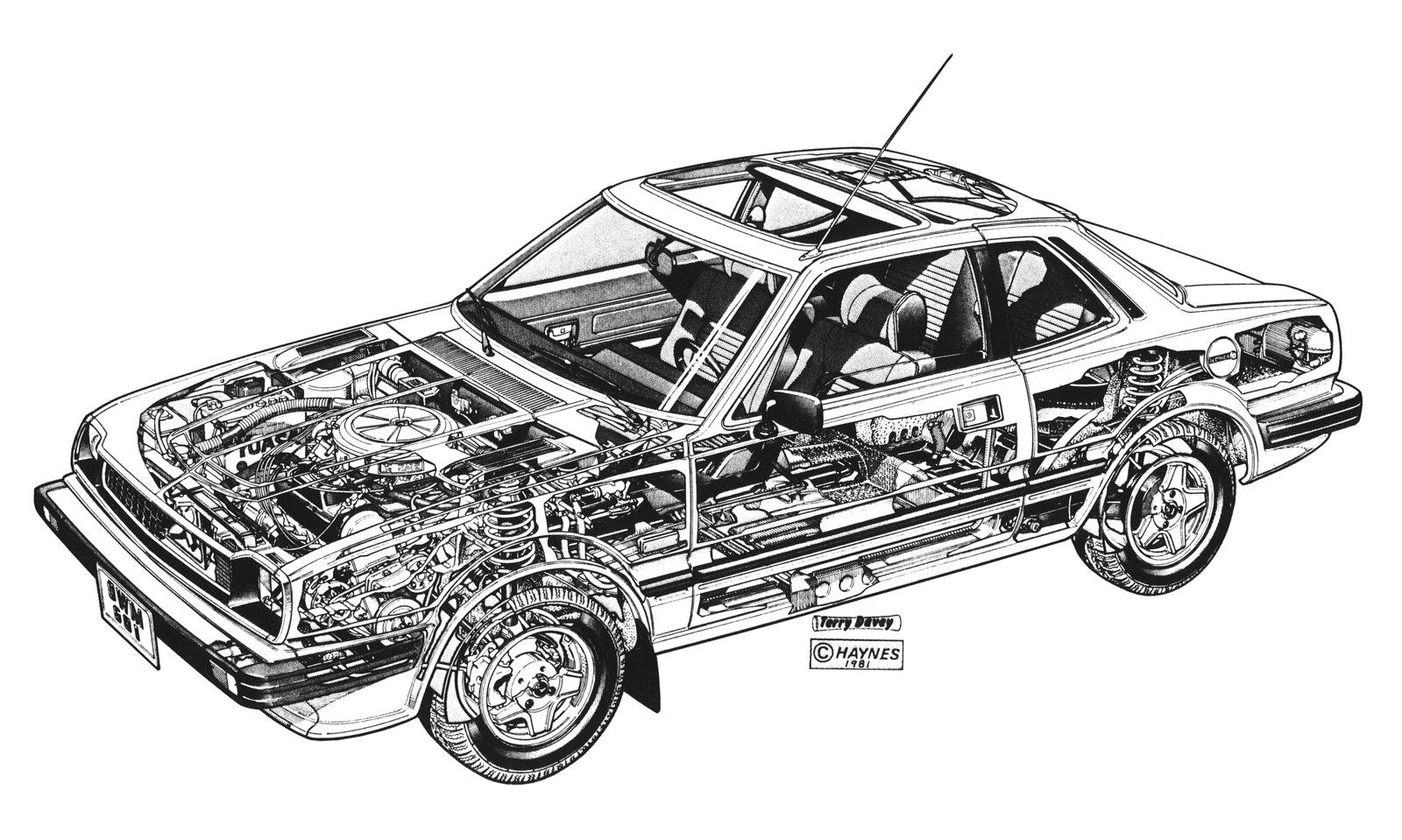 The Amazo Effect: The Cutaway Diagram Files - Honda ...