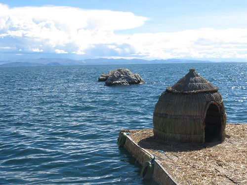 Lake Titicaca, Copacabana