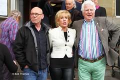 Sjoerd Pleijsier, Joke Bruijs en Gerard Cox