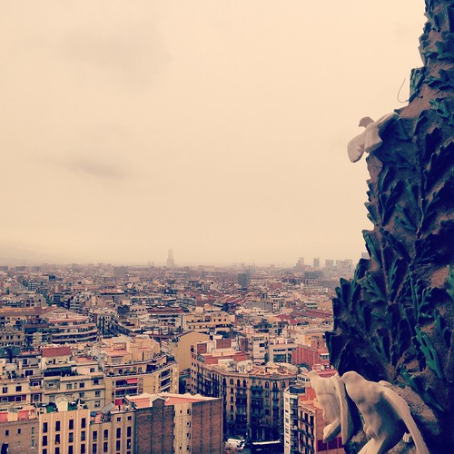 Sagrada Familia Nativity Tower