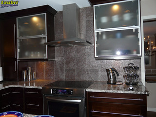 Laubri Creations - Custom Modern Kitchen