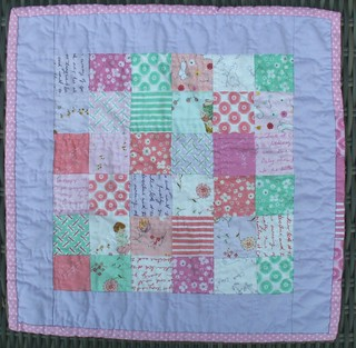 14 Little Quilt of Love #27