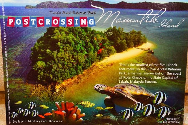 Sabah - Mamutik Island