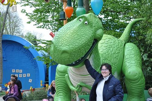 Rex en Toyland