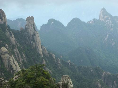 Jiangxi-Sanqing Shan- 2 sentier de l'ouest (30)