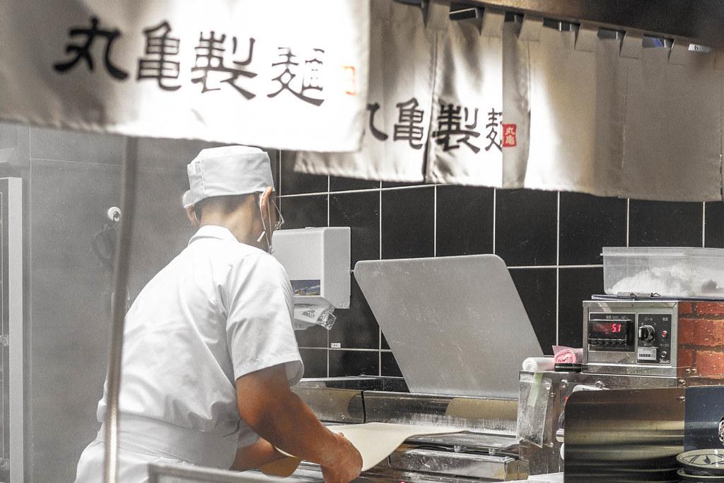 二訪丸龜製麵