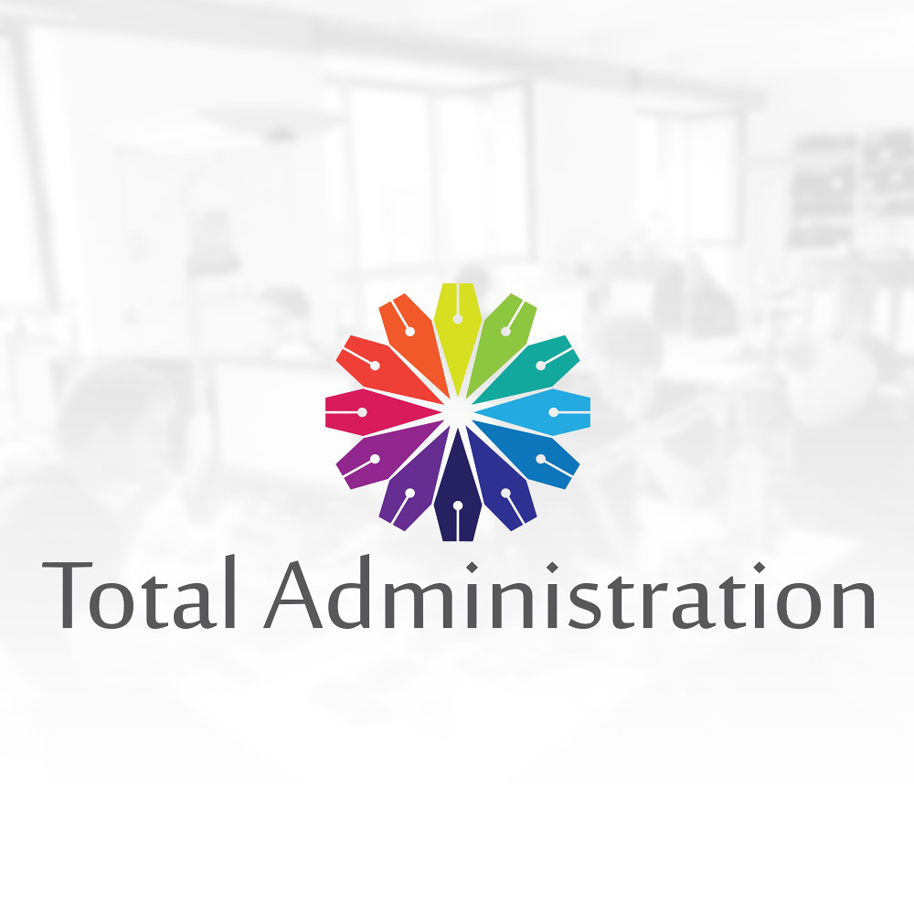 Total Administration logóterv