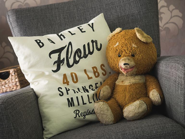 old teddybear