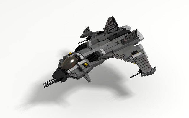 Star Citizen Gladius