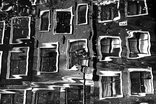 Reflections, Amsterdam