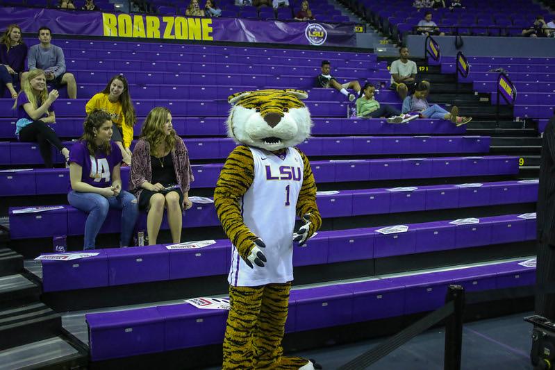 LSU AD: School has fired men's basketball coach Johnny Jones