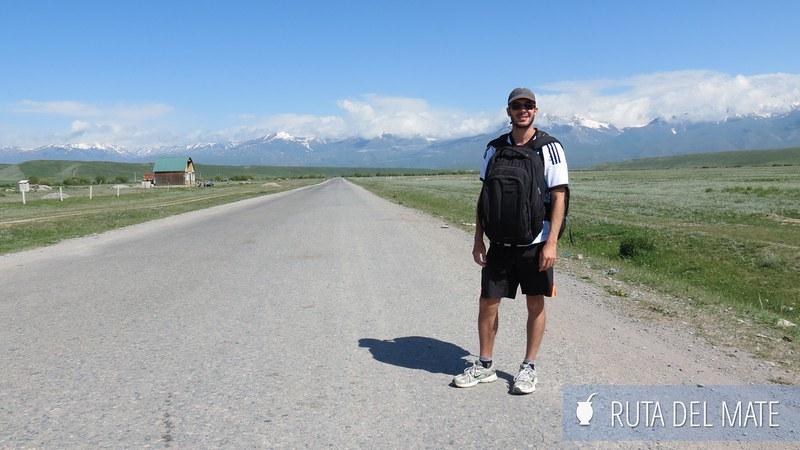 Suusamyr a Jalal Abad Kirguistán (1)