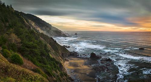 beach california landscape nationalpark ocean pacificocean redwoodnationalpark stephandphotography2016 usa wasser water sdphotographie2015