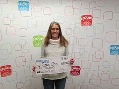 Connie Otis - $10,000 - Spin to Win - Nampa - Maverik