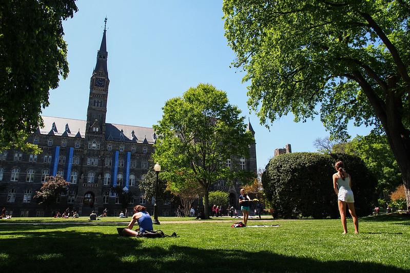 Geroge University|Arlington