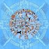 Zodiaque de denderah en vraies couleurs COPYRIGHT