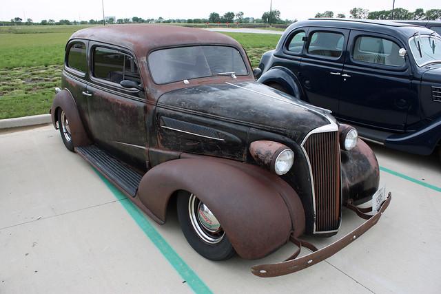 1937 Chevrolet Master 2 Door Town Sedan 1 Of 5