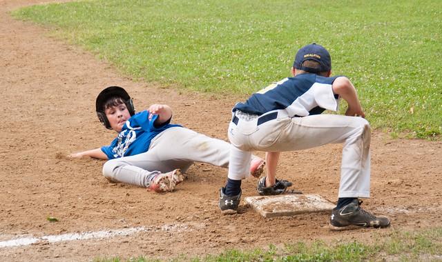 Bow Baseball U10 Tournament