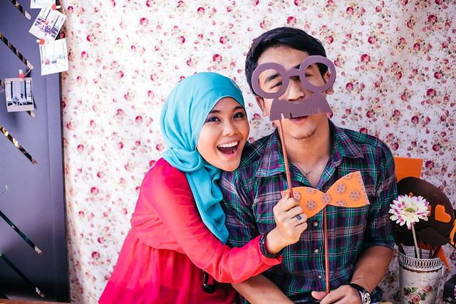 Syazwan + Azila // Reception