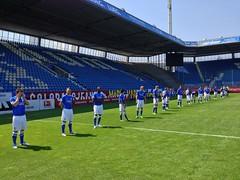Making of: VfL Bochum - Mannschafts- und Spielerfoto 2013-2014