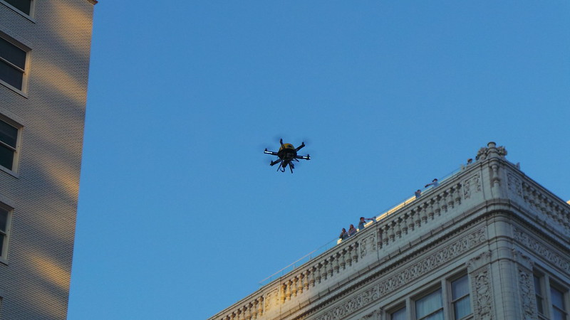 Drone at WDS2013