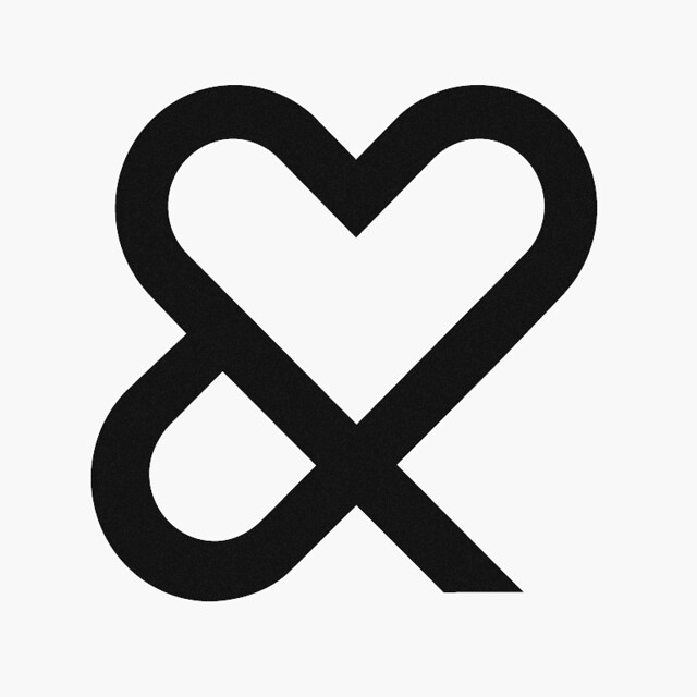 13 ampersand andmine bw logo by andmine flickr