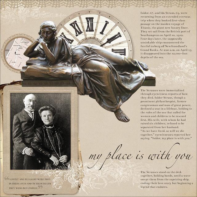 Ida & Isidor Straus