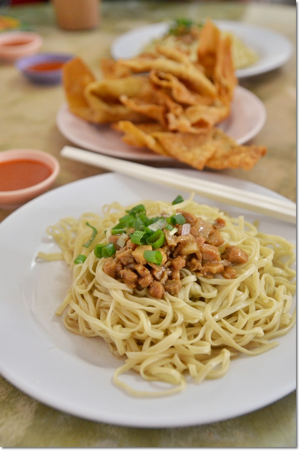 The Old School Hakka Mee