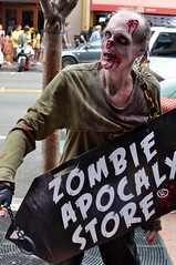 demonstration(0.0), protest(0.0), zombie(1.0),